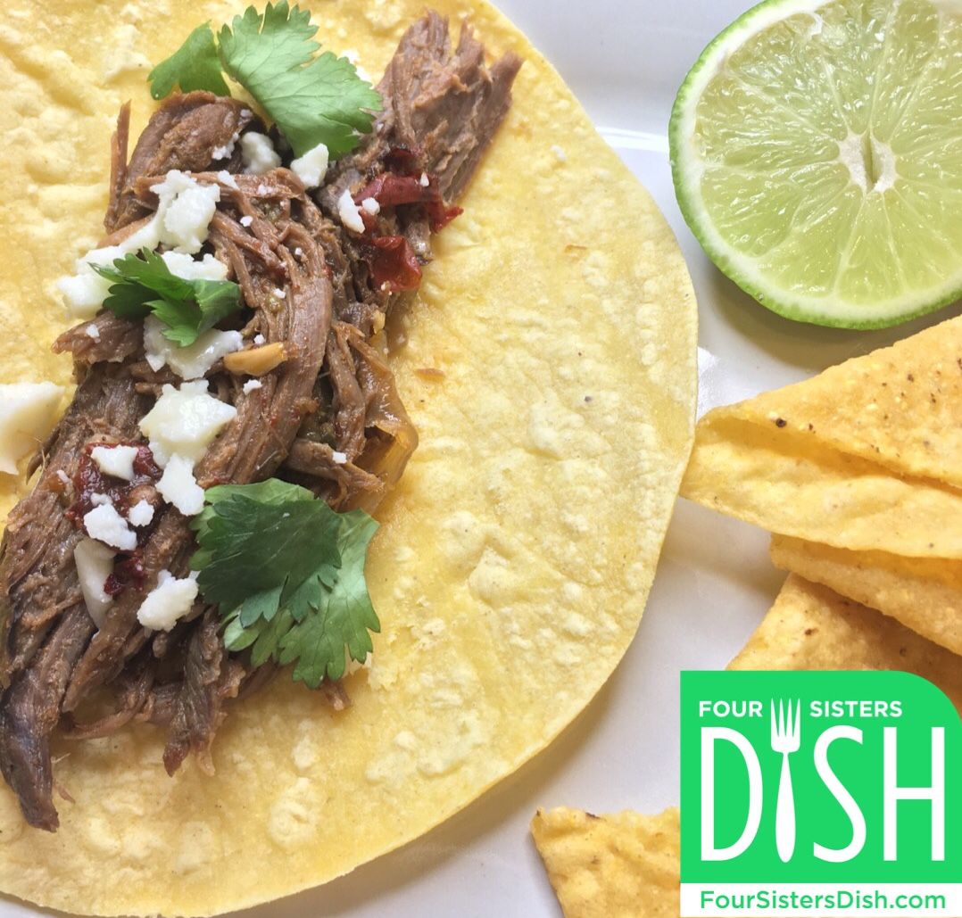 The Best Slow Cooker Beef Barbacoa