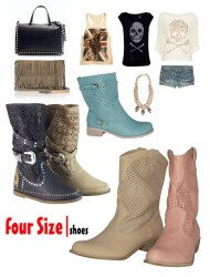 Primavera Four Size Shoes 2013