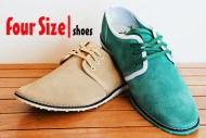 Blucher Serraje Four Size Shoes