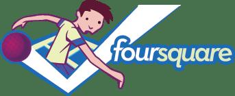 """Foursquare's """"male"""" logo"""