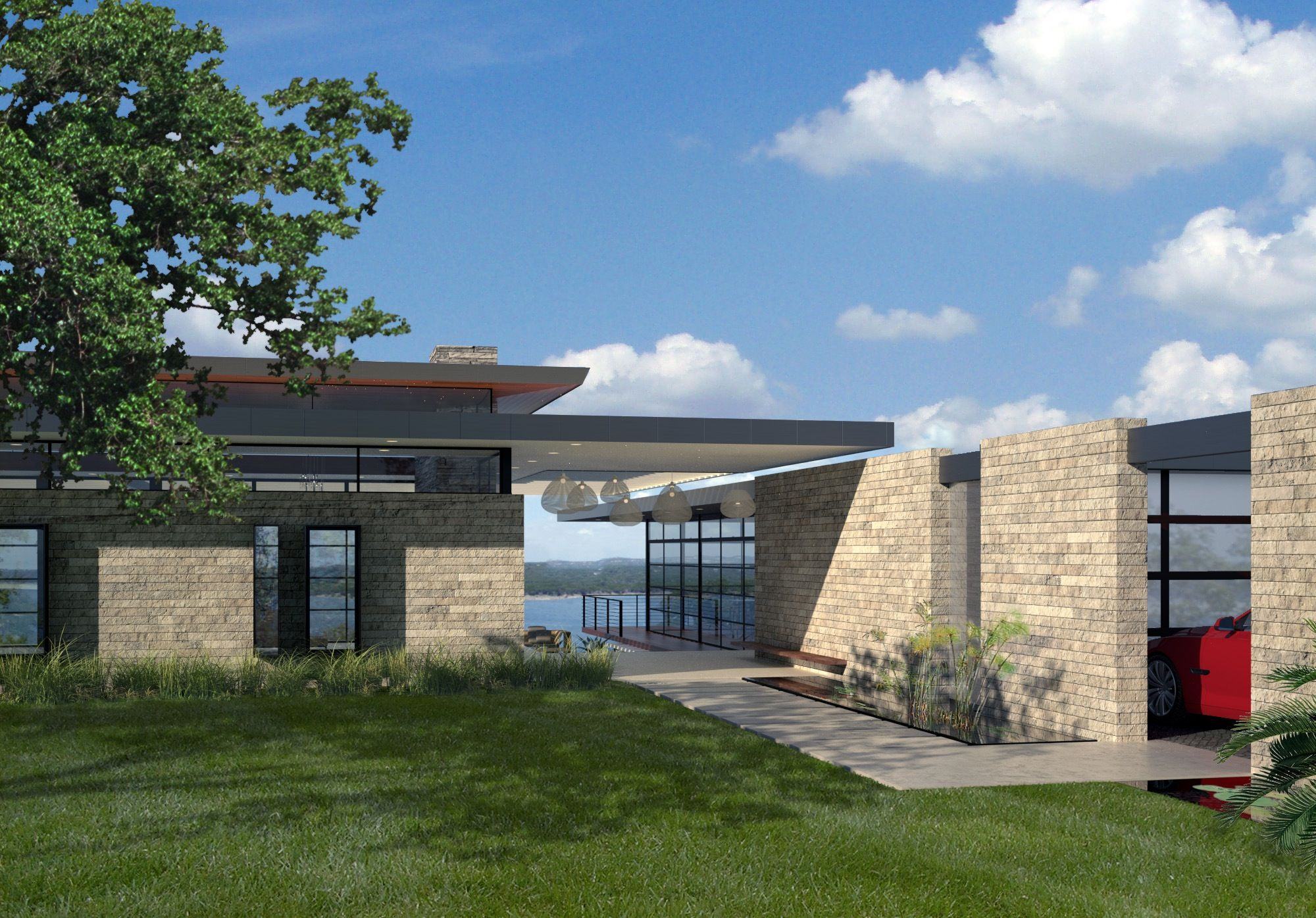 Bluff House: Design Coming Along Nicely. ‹ Foursquare Builders