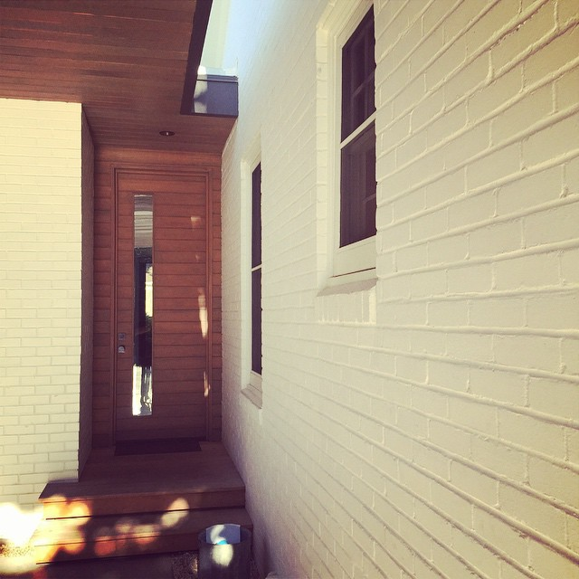 Something old, something new. Your last chance today to see us at the 2014 AIA Austin Homes Tour, 3004 Kerbey Lane.