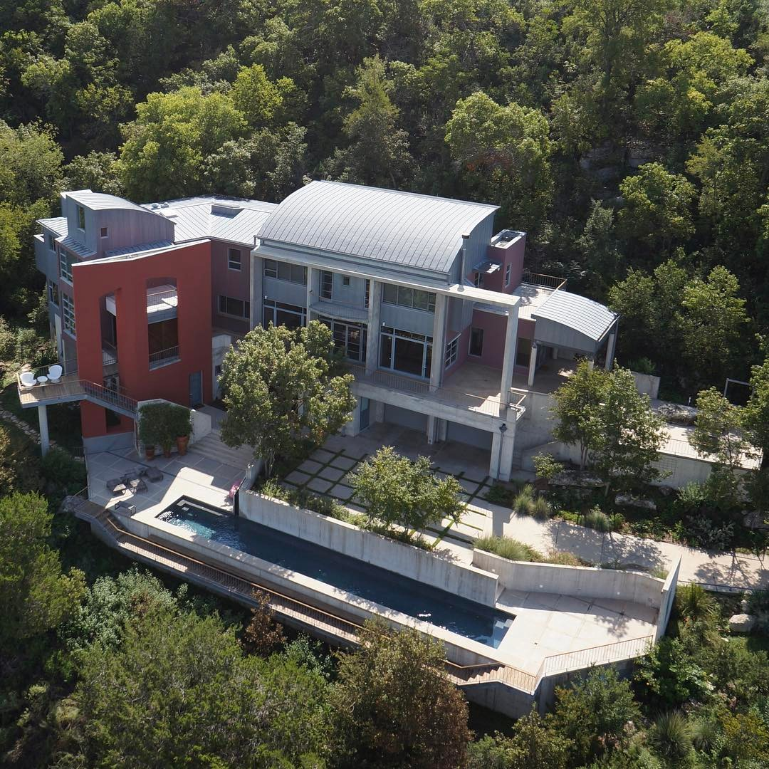 Our next whole house Remodel. The Lake House on Lake Travis. We completed this home in 2001. It's great to bring it back to life with a new owner. Built by @foursquarebuilders Photo by @redpantsstudio Architecture by