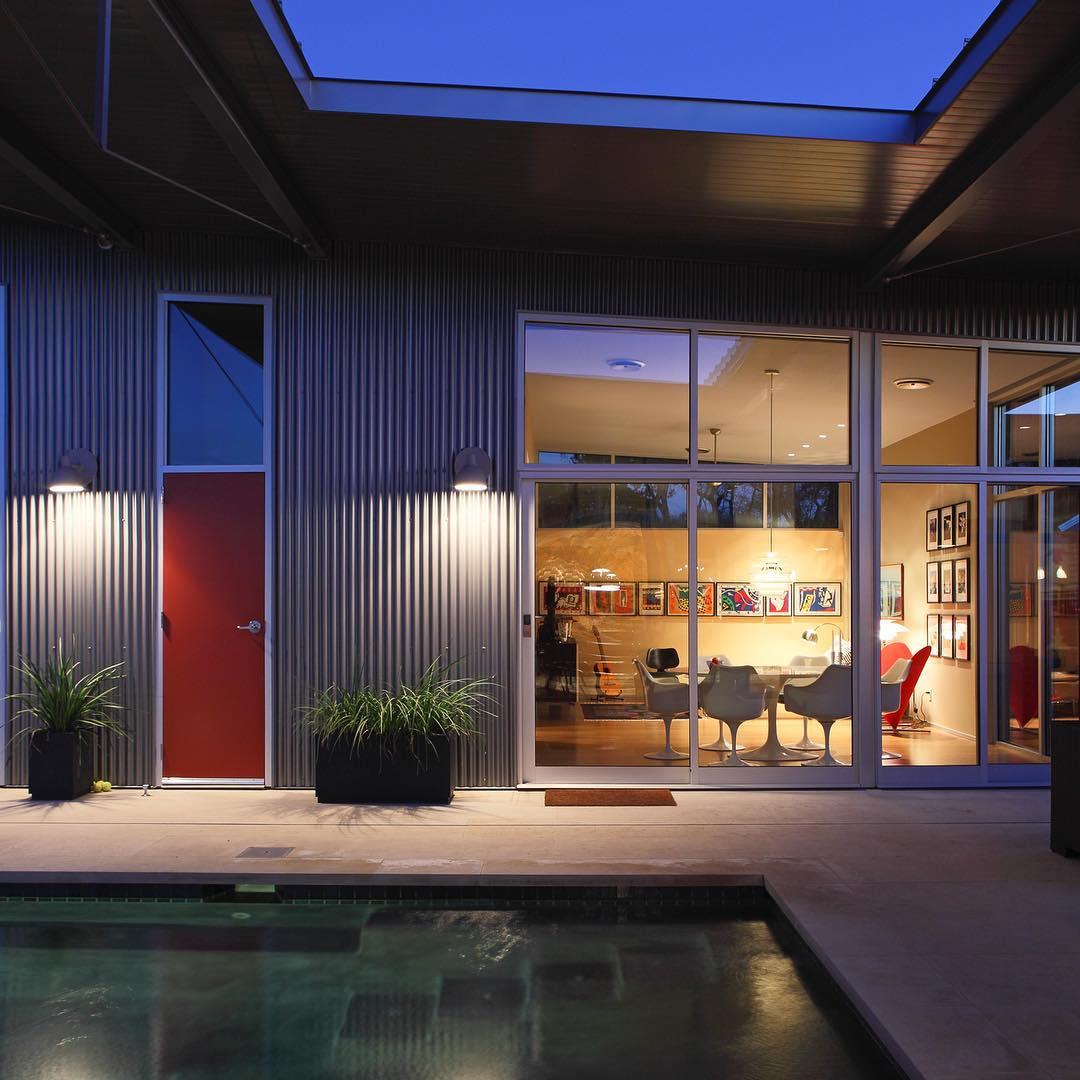 Webber+Studio Designed home built by @foursquarebuilders