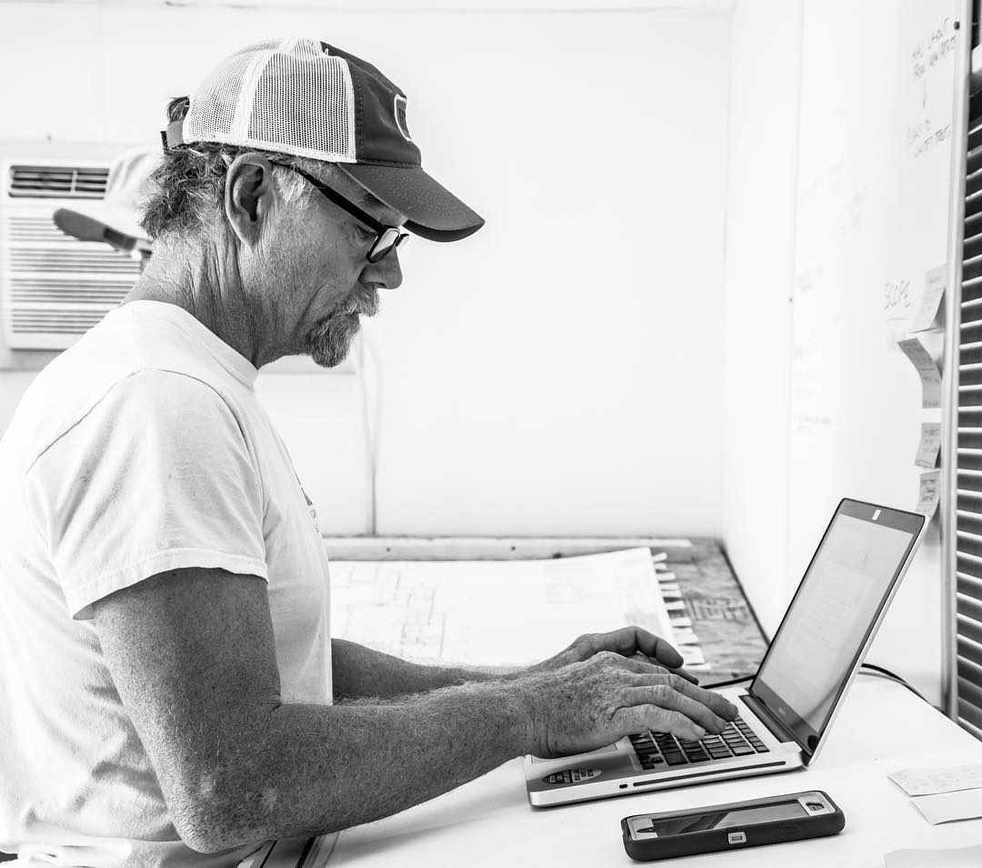 Professional Project Management by our team at Foursquare Builders. Kevin knows how to get it done right the first time. Built by @foursquarebuilders Photo by @redpantsstudio