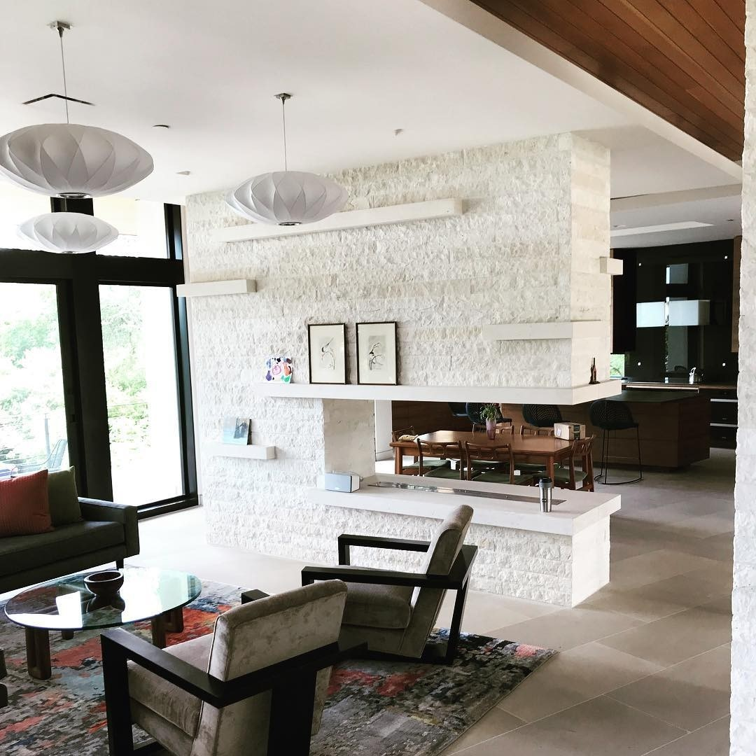 A throwback from when we visited a client's home a year post-completion.   The home is still as beautiful as the day we finished 3 years ago.