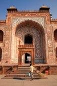The Tomb of Akbar