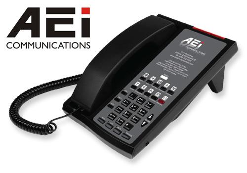 AEI In Room Phones