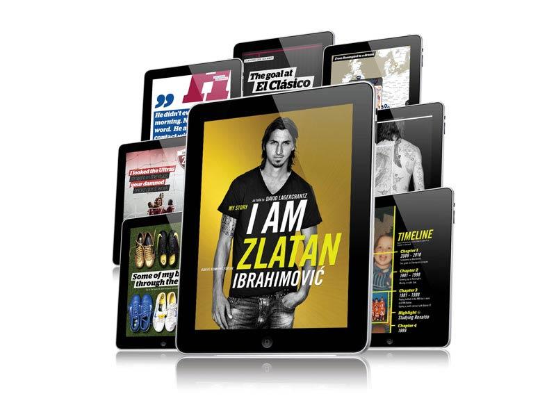 I AM ZLATAN Image