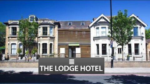 The Lodge Hotel Exterior