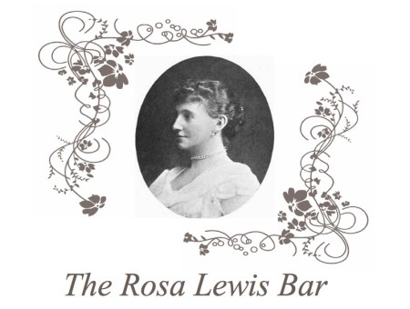 Rosa Lewis Bar and Cocktail Lounge