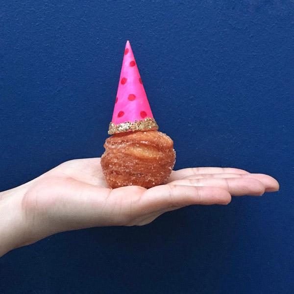 Cronut 4th Birthday