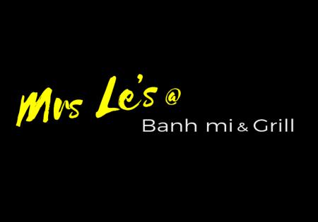 Mrs Le's Banh Mi & Vietnamese Grill