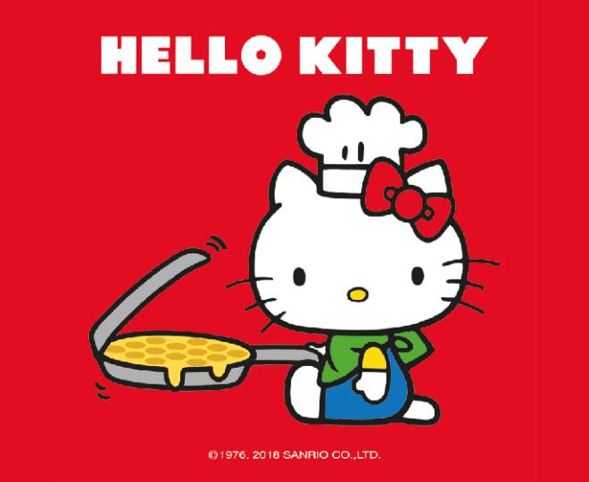 Hello Kitty Bubblewrap Header