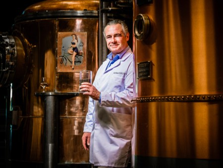 Jean-Sébastien Robicquet & The Gin Hall of Fame