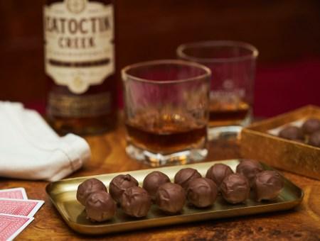Creek Truffles at The MelangeCocktail & Wine Bar