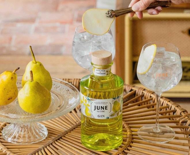 JUNE Royal Pear & Cardamom Gin