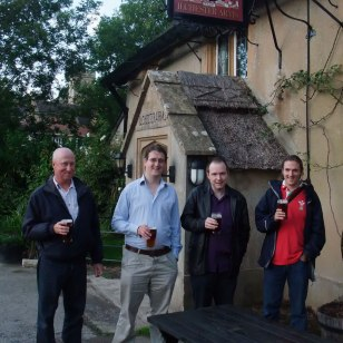 2010: The Ilchester Arms, Symondsbury