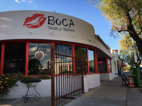 BOCA Tacos Y Tequila in Tucson, AZ. Photo courtesy of Boca Tacos