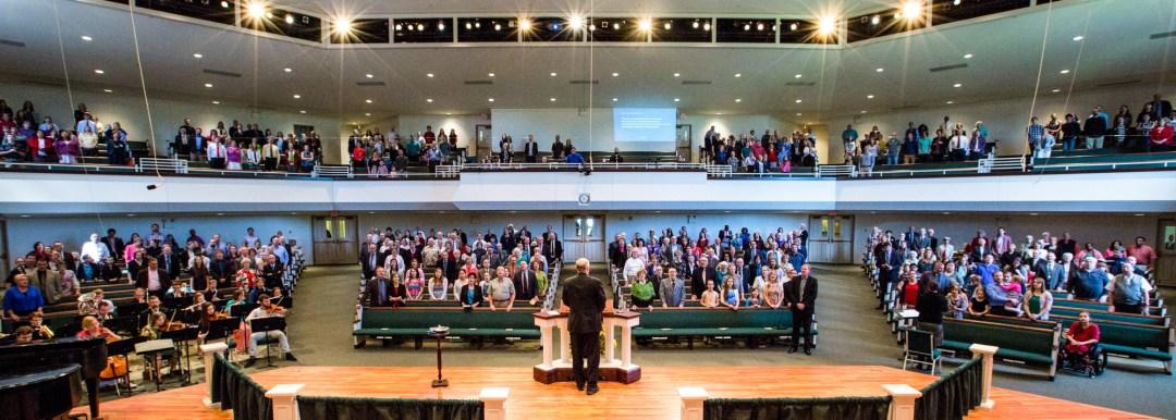 About Fourth - Fourth Baptist Church