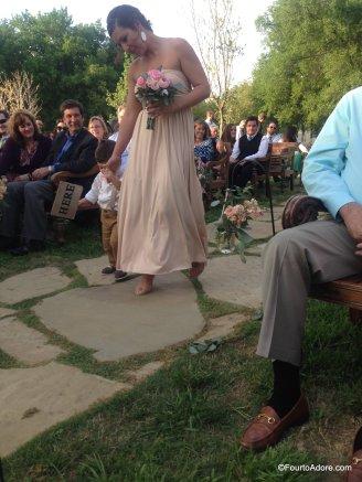 Kristin & JW's wedding