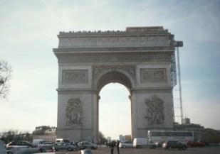 l´Arc de Triomphe