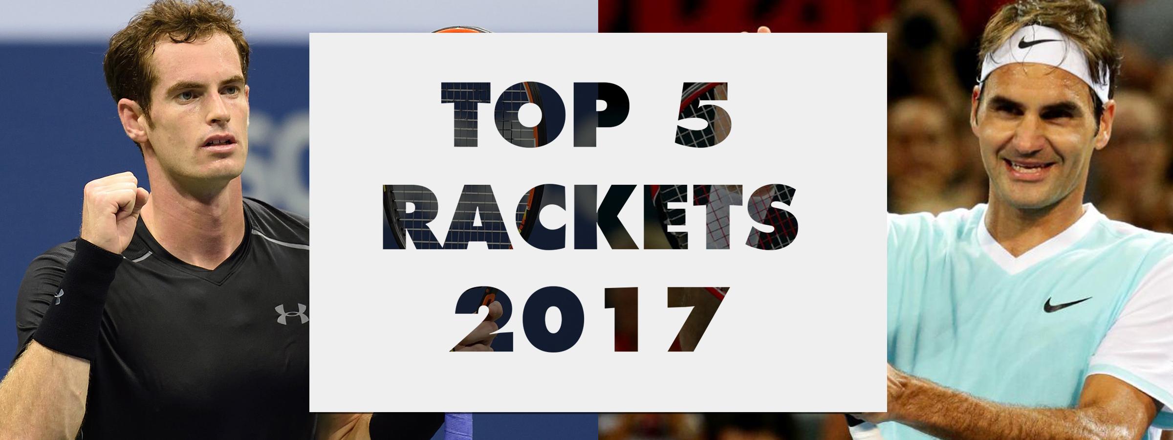 top-5-tennis-rackets-2017