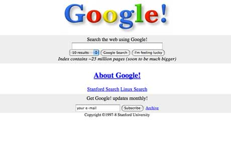 google-first-look