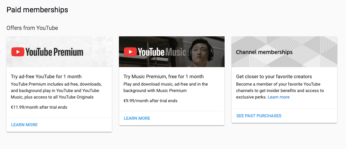 youtube-paid-membership