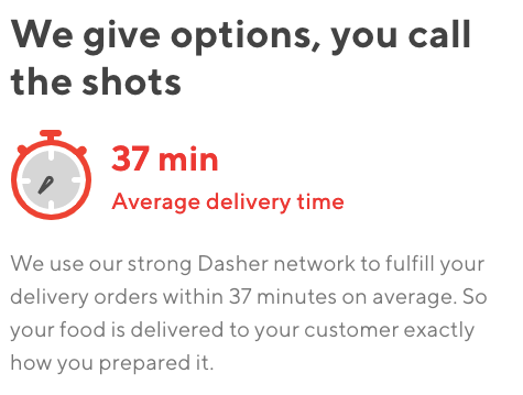 options-doordash