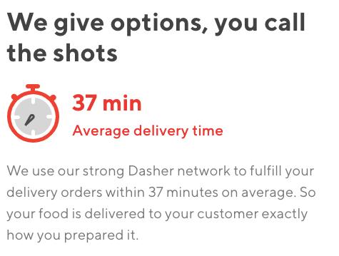 options-doordash