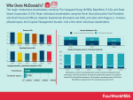 Who Owns McDonald's?