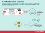 The Slow Fashion Business Model In A Nutshell