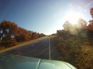 US-60 West of Okeene