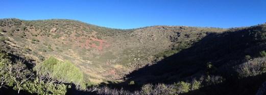 Volcano Crater in September
