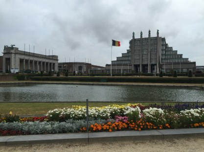 Brussels, Paleis