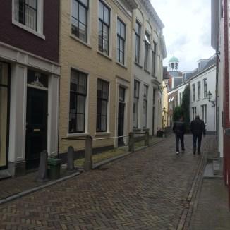 wandelaars, Leeuwarden, Friesland