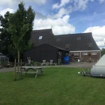 Camping, Hiaure, Friesland