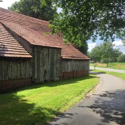 boerderij schuur Agterhorn, Duitsland