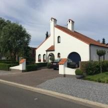 Spans-stijl huis
