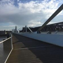 brug, Bornem, België