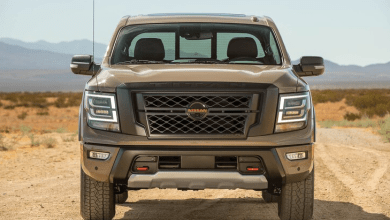 Photo of 2021 Nissan Titan PRO 4X Truck 4×4 Expected