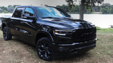 2021 RAM 1500 Rebel TRX Specification
