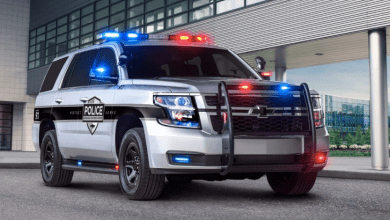 2021 Chevy Tahoe Police Package Interseptor
