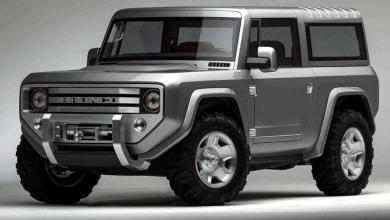 2022 Ford Bronco Sport Specs