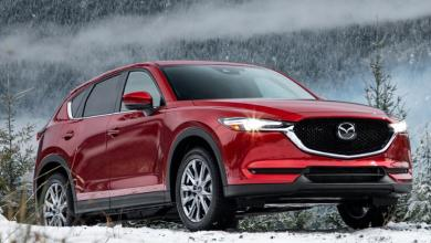 Photo of 2021 Mazda CX 5 Signature in USA