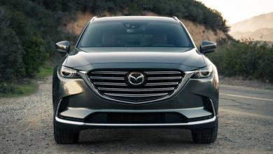 2021 Mazda CX 9 Signature USA