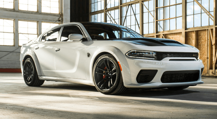 2022 Dodge Charger Redeye