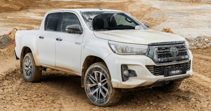 2022 Toyota Hilux Facelift