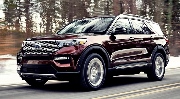 Ford Explorer 2022 Price